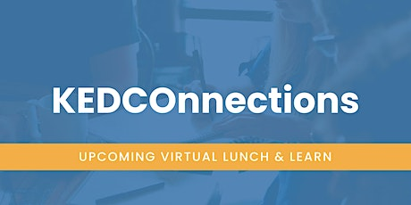 KEDCOnnections Learn & Learn Event tickets