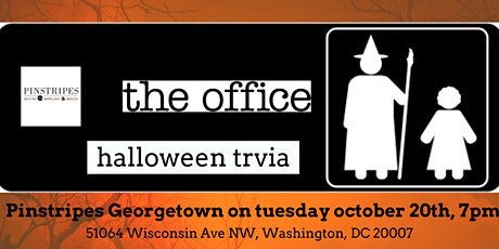 The Office Halloween Episodes Trivia at Pinstripes Georgetown tickets