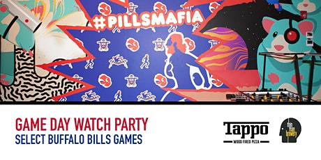 Bills Game Day Watch Party with Thin Man Brewery & Tappo Pizza tickets