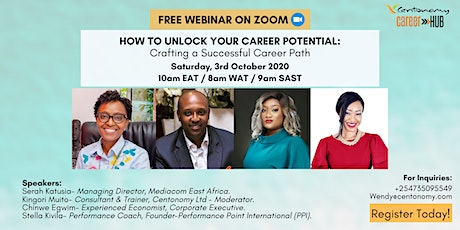How to Unlock Your Career Potential: Crafting a Successful Career Path tickets