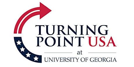 Turning Point USA @ UGA Hosts Rob Smith tickets