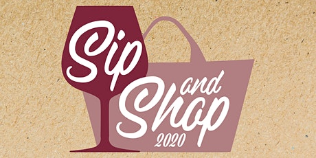 Sip and Shop tickets