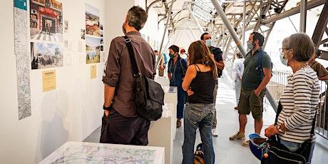 """Visite guidée - Exposition """" L'art des sentiers métropolitains"""" billets"""