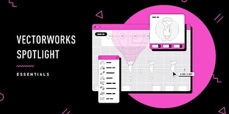 Vectorworks Spotlight Essentials Seminar - Free for a limited time!!! biglietti