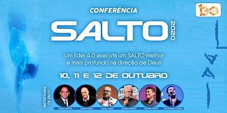 Conferência SALTO 2020 ingressos