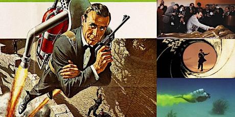 'The Sean Connery Bond Canon, Pt II: Goldfinger & Thunderball' Webinar tickets
