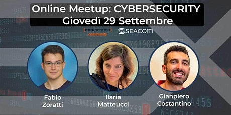 |||||  CyberSecurity @XstreamData ||||| Online biglietti