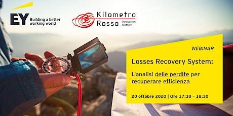 Losses Recovery System: l'analisi delle perdite per recuperare efficienza biglietti
