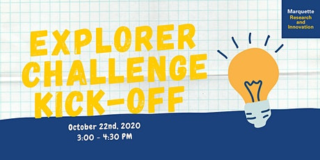 Explorer Challenge 2020 Kick-Off tickets