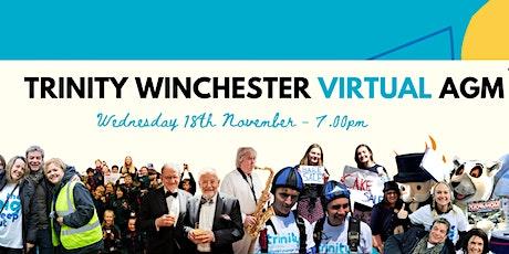 Trinity Winchester Virtual  AGM 2020 tickets