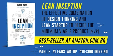 REMOTE LEAN INCEPTION TRAINING - LIVE & ONLINE tickets
