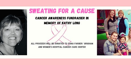 Sweat for a Cause - Cancer Awareness Fundraiser tickets