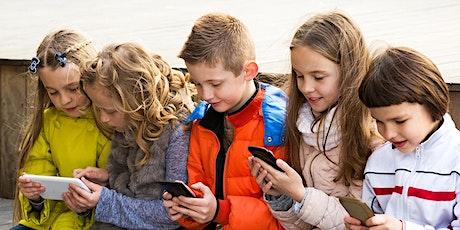 Redes sociales y menores entradas