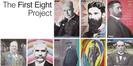 First Eight Lecture - Prime Minister Alfred Deakin tickets