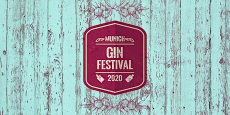 Munich GIN Festival 2021 Tickets
