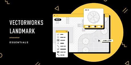 Vectorworks Landmark Essentials Seminar - Free for a limited time!!!  biglietti