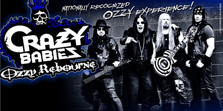 CRAZY BABIES - The Ultimate Ozzy Tribute Show tickets