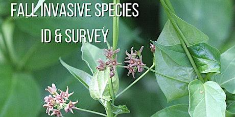 St. John's Invasive Species ID & Field Survey tickets
