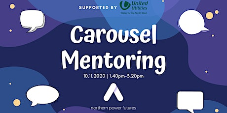 NPFutures Carousel Mentoring supported by United Utilities -  10 November tickets