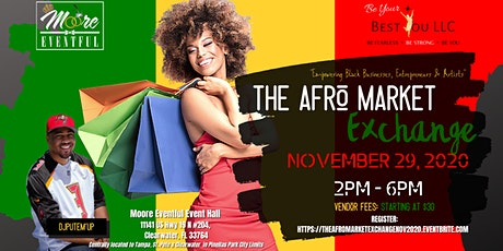 The Afro Market Exchange tickets