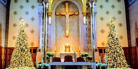 Christmas Day Mass at Saint Charles (8am) tickets