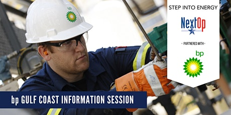 Gulf Coast Virtual Employer Information Session With bp tickets