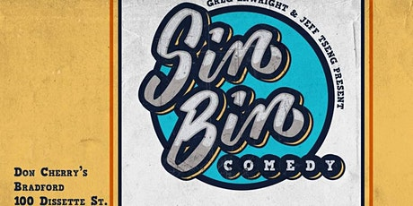 Sin Bin Comedy Show #52 - The Redo tickets