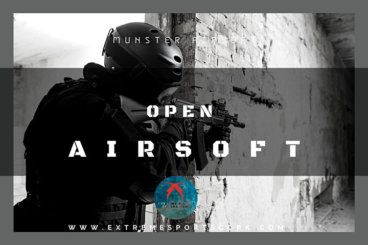 Midweek Madness Open Adult Airsoft image