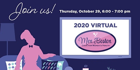 Men of Boston Cook for Women's Health 2020 tickets