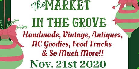 The Southern Vintage Market - 'Market in the Grove' tickets