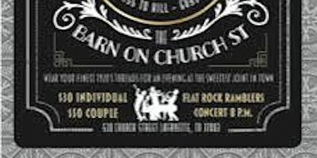The Barn on Church Halloween Bash tickets