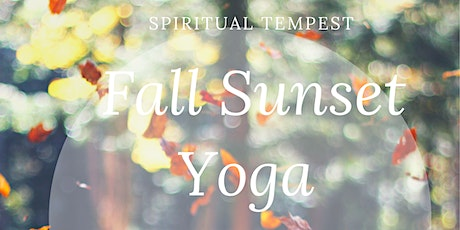 Fall Sunset Yoga At The Park tickets