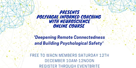 Deepening Remote Connectedness and Building Psychological Safety entradas
