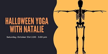 Halloween Yoga with Natalie tickets