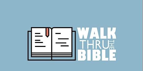 Sept 30 - Walk Thru the Bible - Wednesday -7pm @ CTK - Gibsons Landing, BC tickets