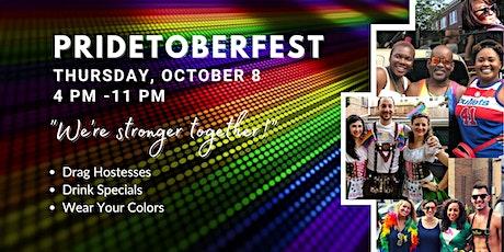 PRIDEtoberfest at Wunder Garten tickets