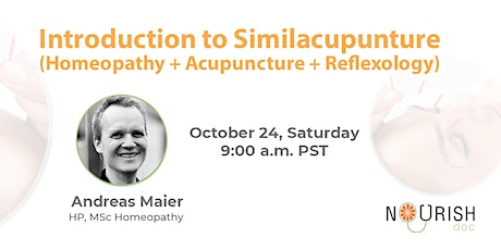 Introduction to Similacupunture ( Homeopathy + Acupuncture+Reflexology) tickets