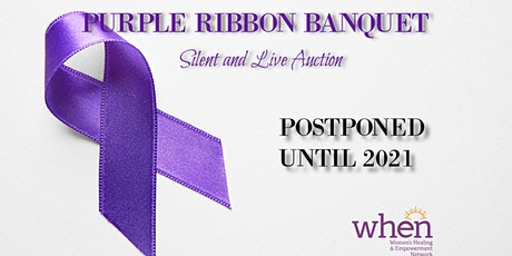 2nd Annual Purple Ribbon Banquet tickets