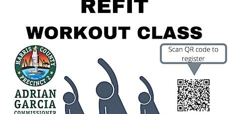 REFIT Workout Classes tickets