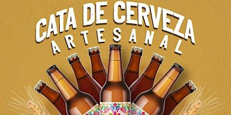 Taller Cerveza Artesanal entradas