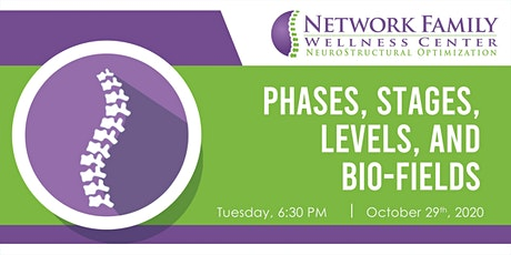 Phases, Stages, Levels, & Bio-Fields