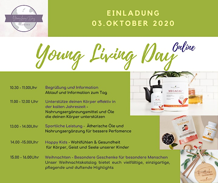 Young Living Day Online image