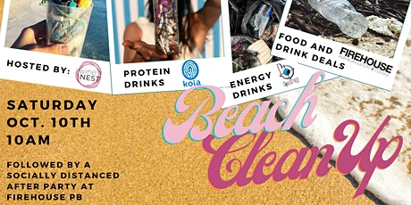 Beach Clean-Up in PB tickets