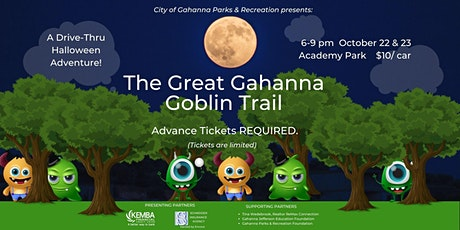 The Great Gahanna Goblin Trail (Friday, Oct 23) tickets