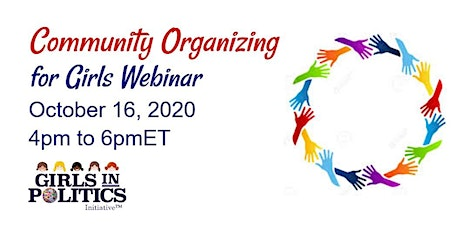 Community Organizing for Girls Webinar tickets