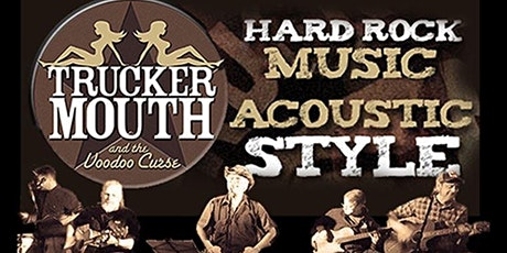 TRUCKER MOUTH live at Rhythm & Brews tickets