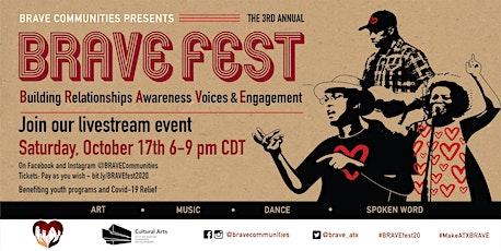 BRAVE Fest 2020 tickets