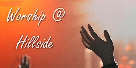 Hillside Onsite Worship Service: October 4, 2020 tickets