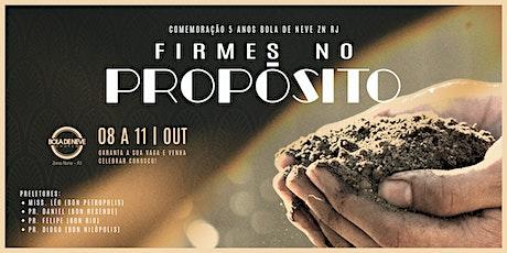QUINTA - 08/10 - 20H | 5 ANOS BDN ZN RJ ingressos