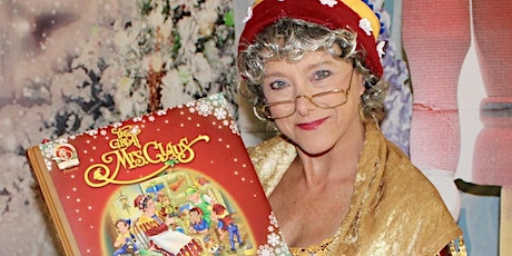 The Great Mrs. Claus Book Signing tickets